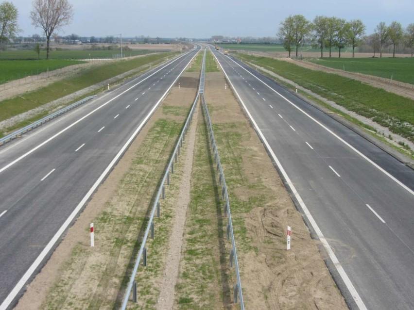 Droga S-5 z Gniezna do Mielna zostanie otwarta w czwartek