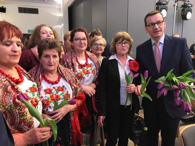 Reprezentacja powiatu na Spotkaniu Przedsiębiorczych Kobiet w Warszawie