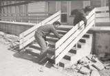 Tak w latach 80. budowano skierniewickie przedszkola. Unikalne zdjęcia z placu budowy