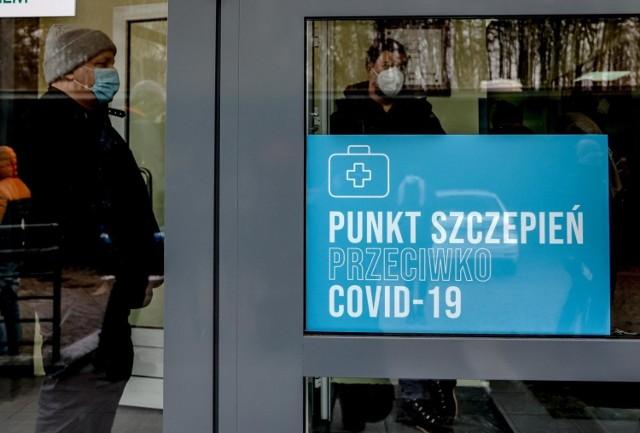 Rząd stworzył mapę pokazującą działające w Polsce punkty szczepień przeciwko COVID-19. To do tych miejsc, będzie można się udać