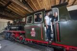 Zabytkowa lokomotywa dostała w Koszalinie drugie życie. Chętni na przejażdżkę?