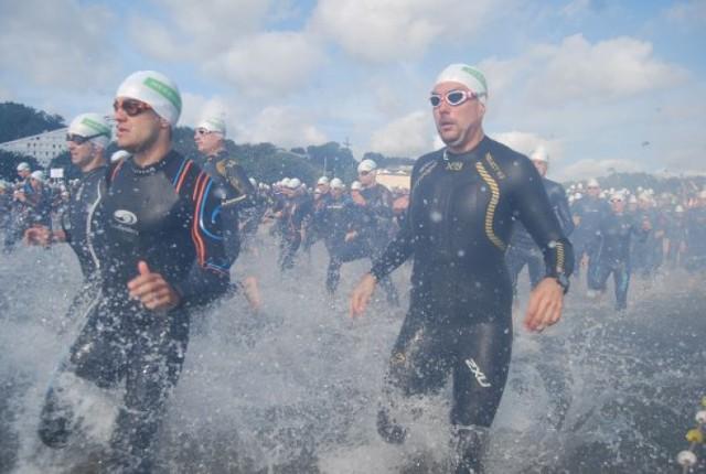 Herbalife Triathlon Gdynia to połowa trasy Ironmana