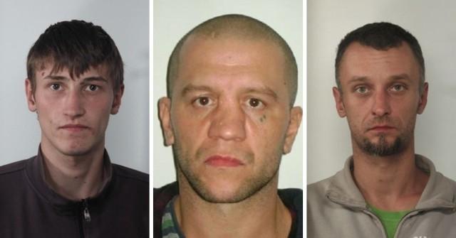 Dilerzy narkotyków z woj. śląskiego poszukiwani przez policję. Rozpoznajecie ich? Przestępcy ukrywają się.   Zobacz kolejne slajdy >>>