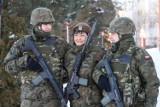 Malbork. Kolejni terytorialsi złożyli przysięgę po zakończonym szkoleniu podstawowym