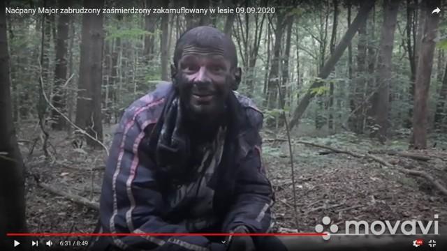 Screen z materiału wideo z serwisu Youtube