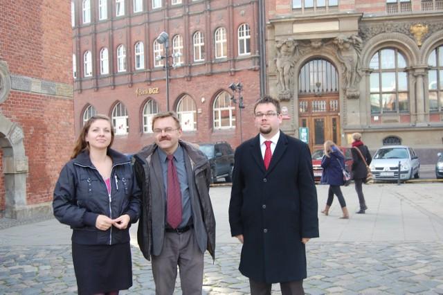Członkowie komitetu Gdańsk Obywatelski przedstawili dziś swój program dla Śródmieścia.