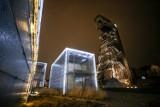 Muzeum Śląskie w świątecznych dekoracjach! Szklane wieże wygadają jak zapakowane prezenty