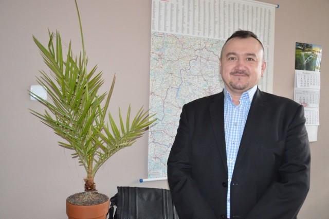 Robert Florczak, prezes ZEC w Łowiczu od kilku miesięcy negocjuje z URE podwyżkę cen ciepła