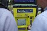 Pierwsze stacjonarne biletomaty pojawiły się w Toruniu