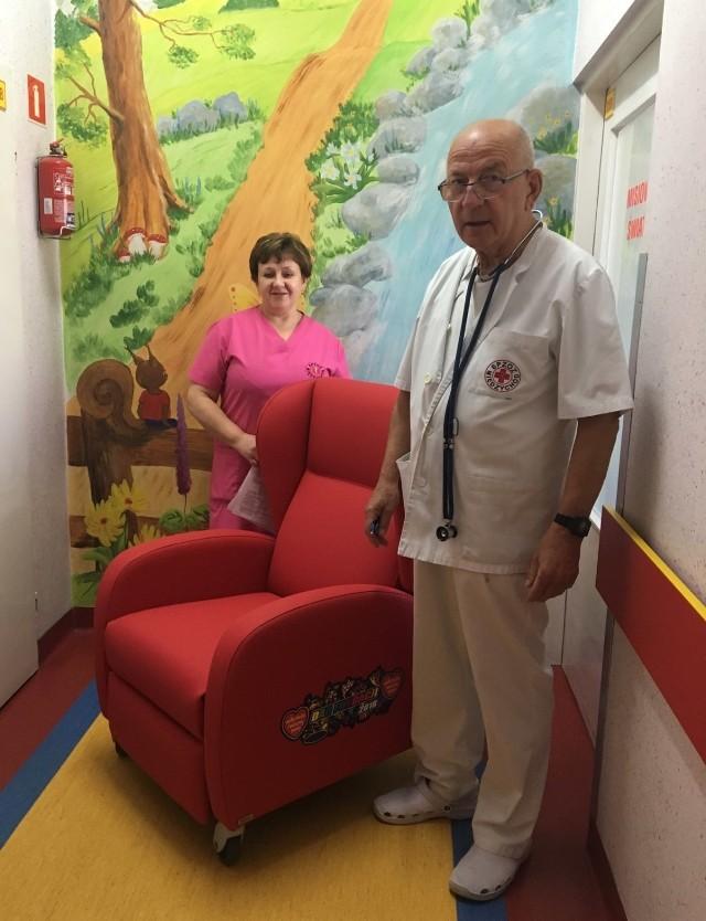 Szpital Powiatowy w Międzychodzie: Nowy sprzęt od WOŚP