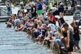 Ponad 400 mandatów dla zapominalskich za parkowanie na Wyspie Młyńskiej w Bydgoszczy