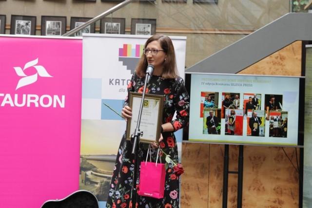Silesia Press2020. Nagrodę otrzymała m.in. Maria Olecha-Lisiecka. Doceniono również Dziennik Zachodni i wieloletniego prezesa Zenona Nowaka