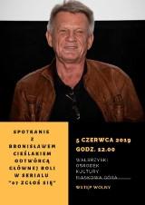 Wałbrzych: Odwołane spotkanie w WOK z Bronisławem Cieślakiem
