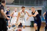 Koszykarze U!NB AZS UMCS Start Lublin po dwóch kolejnych zwycięstwach awansowali na fotel lidera II ligi
