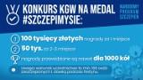 Uwaga KGW! Atrakcyjne nagrody za promocję akcji szczepień przeciwko Covid-19