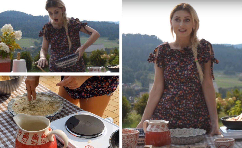 Justyna żyła Gotuje Wideo Na Youtube żona Piotra Założyła Kanał