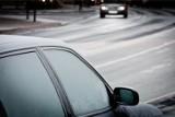 Na drogach województwa lubelskiego może być ślisko. IMGW wydał ostrzeżenie przed oblodzeniem