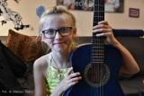Zuzia Majchrzyk ma 10 lat i jasno sprecyzowane plany na przyszłość. – Chciałabym zostać aktorką i piosenkarką – mówi.