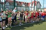 Dzień Sportu w Suchym Dębie. Emocjonujące Mini Euro w Szkole Podstawowej