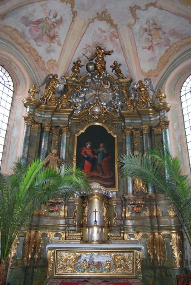 Happening przewodnicki w Kaliszu zawitał do klasztoru jezuitów