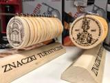 Drewniane znaczki będą promować Gorzów. To gratka dla zbieraczy
