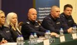 Konferencja na temat Krajowej Mapy Zagrożeń Bezpieczeństwa w Sosnowcu
