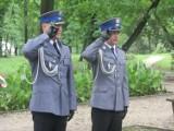 Gniezno: Święto Policji - uroczystości w Parku Miejskim