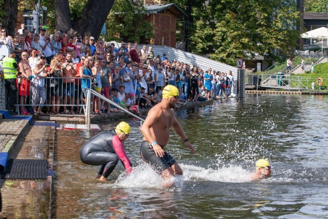 Woda Bydgoska - z roku na rok zyskuje coraz liczniejszą publiczność. Rośnie też liczba uczestników