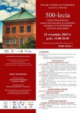 500 lat Zamku Królewskiego w Piotrkowie: piknik plenerowy, pokazy i koncerty [SZCZEGÓŁOWY PROGRAM]