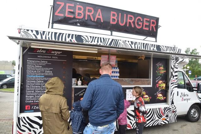 Festiwal Smaków Food Trucków gościł w Kwidzynie już po raz trzeci