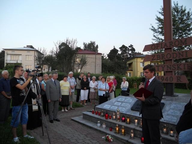 Apel Smoleński w Starachowicach.