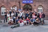 """Ekipa kultowej komedii """"Chłopaki nie płaczą"""" kręci w Szczecinie"""