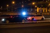 Policjanci zapobiegli nielegalnym wyścigom w Rzeszowie. Prawie 100 osób wylegitymowanych, około 500 samochodów na zlocie