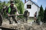 Śląscy terytorialsi pomogą usuwać skutki podtopień w Rydułtowach i Wodzisławiu