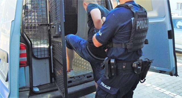 Sprawca śmiertelnego potrącenia motorowerzysty w Osieku trafił do aresztu