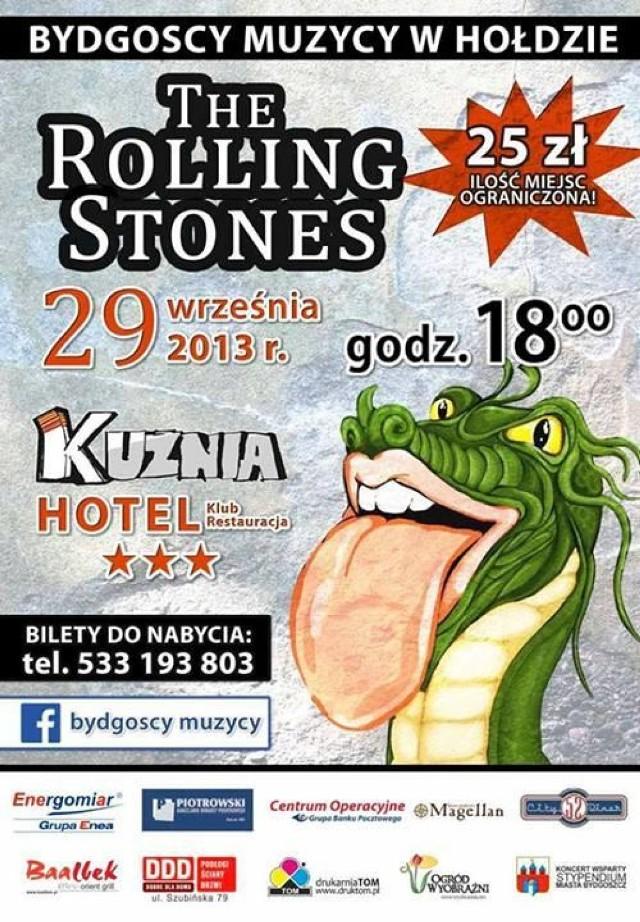 the rolling stones bydgoszcz