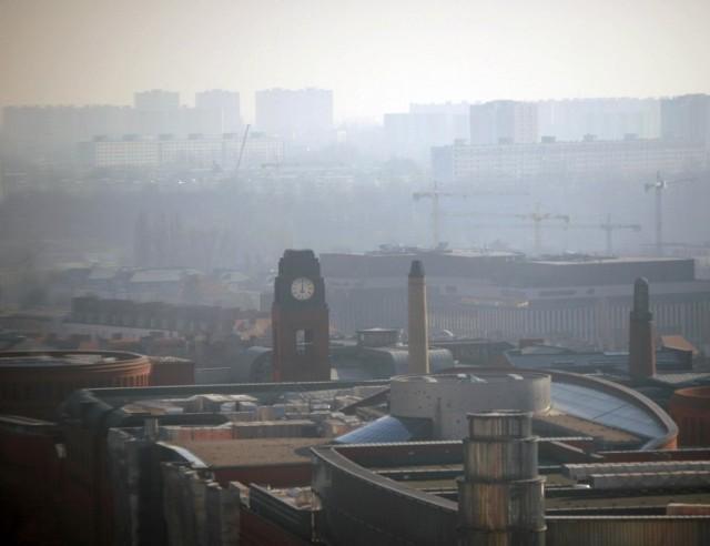 Jakoś powietrza w Poznaniu, 3 lutego jest bardzo zła.