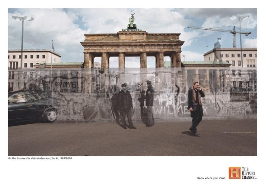 Berlin, ulica 17 Czerwca: 1989/2004 Ulica 17 Czerwca jest...
