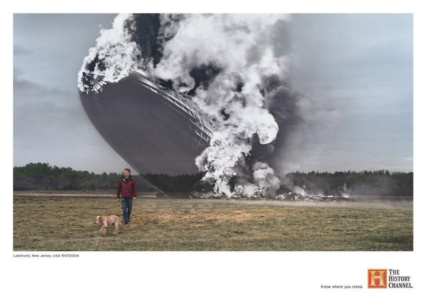 USA, New Jersey, Lakehurst: 1937/2004LZ-129 Hindenburg był...