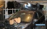 Policjanci z Głogowa odzyskali skradziony samochód. Audi było już częściowo rozebrane