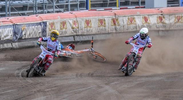 Tym razem Wybrzeże Gdańsk nie miało argumentów sportowych w spotkaniu z Polonią Bydgoszcz