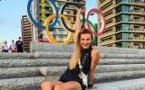 Pochodząca z Bełchatowa Martyna Trajdos zdobyła brązowy medal podczas Igrzysk Olimpijskich w Tokio