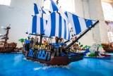 Wystawa klocków Lego na Promenadzie Nadmorskiej w Ustce [ZDJĘCIA]