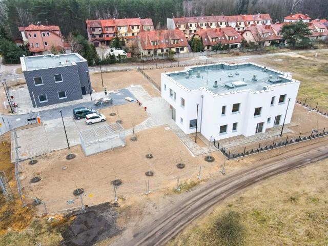 W jednym z budynków będzie mogło jednocześnie mieszkać czternaścioro wychowanków. Drugi posłuży jako budynek administracyjnyZobacz więcej zdjęć --->