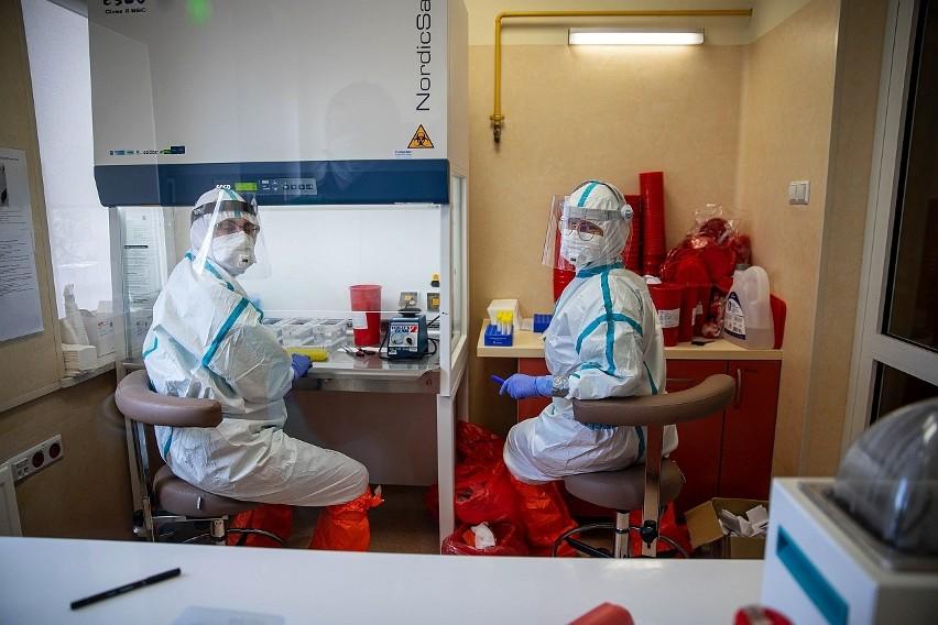 8 kolejnych zgonów z powodu koronawirusa w Podlaskiem, 94...
