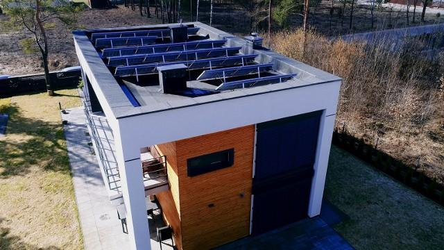Nibe BiawarKorzyści płynące ze współpracy powietrznej pompy ciepła z panelami fotowoltaicznymi