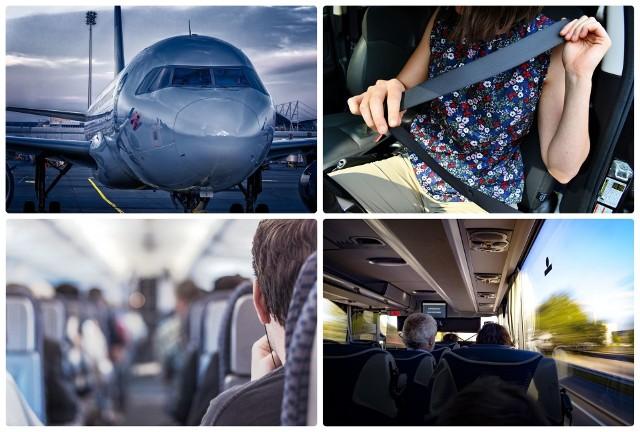 Lato to czas wycieczek, podróży i wyjazdów. Zwiększone natężenie ruchu wiąże się z większym prawdopodobieństwem wystąpienia wypadku. Nasze bezpieczeństwo zależy nie tylko od stanu technicznego pojazdu, którym podróżujemy, ale także od miejsca, które w nim zajęliśmy. Zobaczcie, które miejsca w pojazdach są najbardziej i najmniej bezpieczne dla pasażerów >>>Bezpieczna podróż samochodem - jak zabezpieczyć bagaż (źróło TVN/X-News):