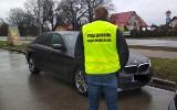 Suwałki. Podlaska Straż Graniczna odzyskała skradzione BMW warte ponad 200 tysięcy złotych