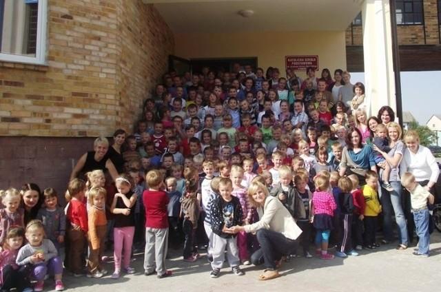 640 tys. zł - tyle łącznie funduszy z Unii Europejskiej przyznano katolickiej szkole w Łapach