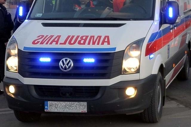 Do UDSK w Białymstoku trafiła 13-miesięczna dziewczynka. Policja zatrzymała pijanego mężczyznę, pod którego opieką było dziecko